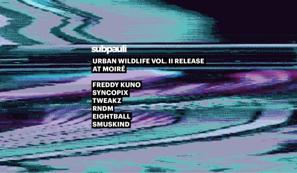 Subpauli x Urban Wildlife Release Showcase