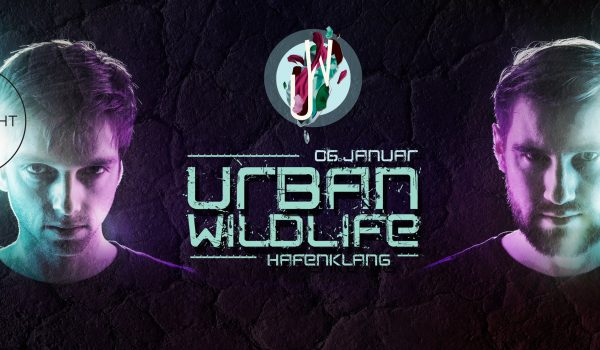 Urban Wildlife pres. Neonlight and Syncopix Records Stage